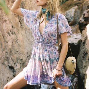 Dresses & Skirts - Poinciana Mini DRESS Lilac Playdress Gypsy Purple